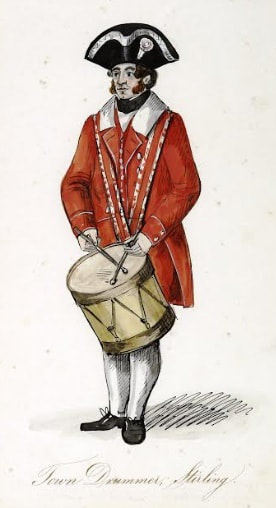 Town Drummer, Stirling